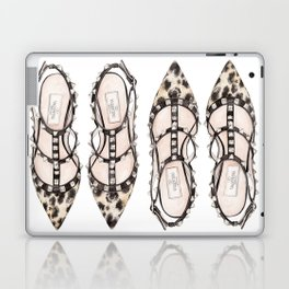 LEOPARD HEELS Laptop & iPad Skin