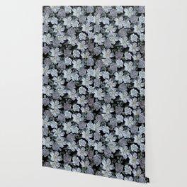 Roses at Night Wallpaper