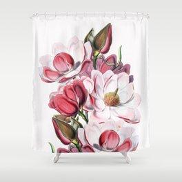 Magnolia 2 Shower Curtain