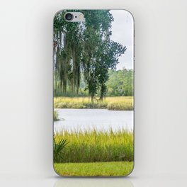 By the Bayou iPhone Skin