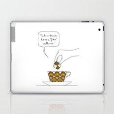 time for fika Laptop & iPad Skin
