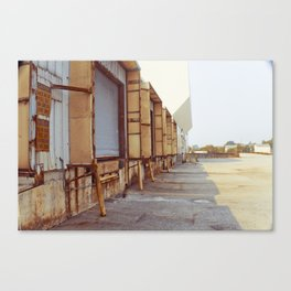Rusty Rights Canvas Print