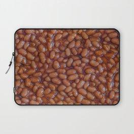 Baked Beans Pattern Laptop Sleeve