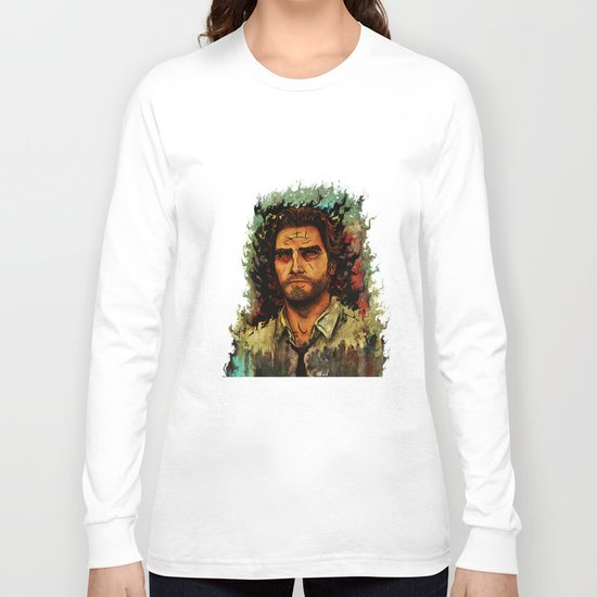the wolf among us Long Sleeve T-shirt