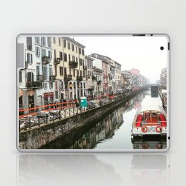 Milano Navigli - Italy Laptop & iPad Skin
