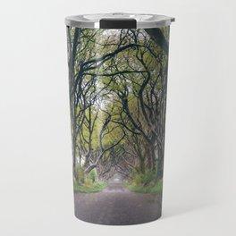 The Dark Hedges of Northern Ireland Travel Mug