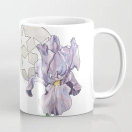 Tennessee Iris Coffee Mug