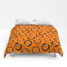 Headphones-Orange Comforters