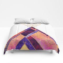 Tipi Mountain Comforters