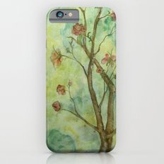 Branch with flowers Slim Case iPhone 6s