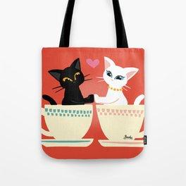 Pair cup Tote Bag
