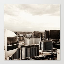 My Missing Linq Canvas Print