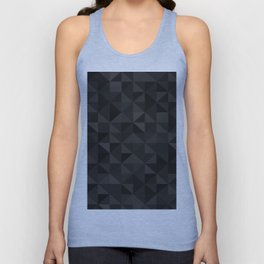 Low Polly Unisex Tank Top