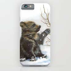 bear cub iPhone 6s Slim Case