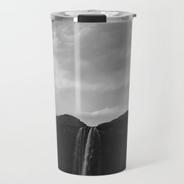 Iceland Waterfall Travel Mug