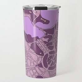 Purple LBG Travel Mug