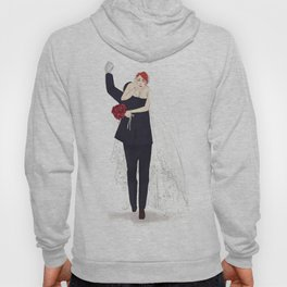 BuckyNat Wedding Hoody