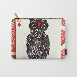 Owl Find Your Card Carry-All Pouch