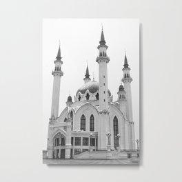 Kuul-Sharif Mosque Metal Print