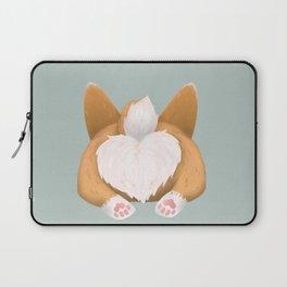 Somebunny loves you / Corgi Butt Laptop Sleeve