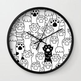 Paw Paw Wall Clock