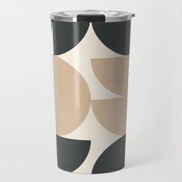 Abstract shapes 5 (Geometric artwork) Travel Mug