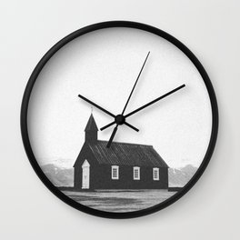 CHURCH II Wall Clock