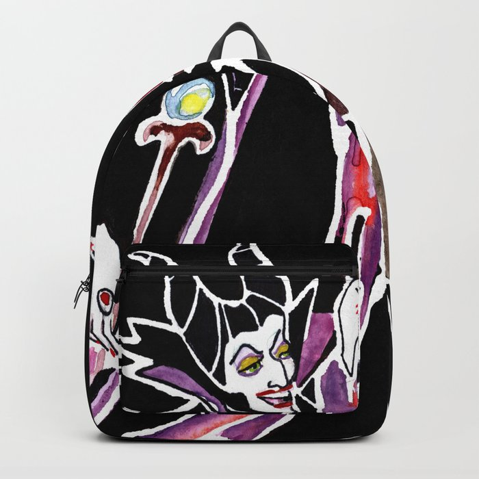 Maleficent Prince Phillip Backpack By Femmetomorrow