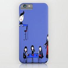 Elisavet's Cafe Slim Case iPhone 6s
