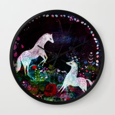 GardenDreams Wall Clock