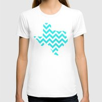 texas T-shirts featuring TEXAS by natalie sales