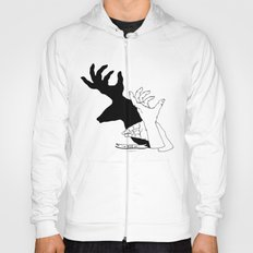 Hand-shadows Hoody