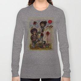 Bodacious Cowboys Long Sleeve T-shirt