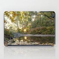 indiana iPad Cases featuring indiana fall by Bonnie Jakobsen-Martin