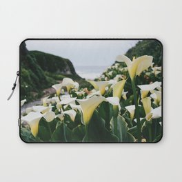 In the Flowers Laptop Sleeve