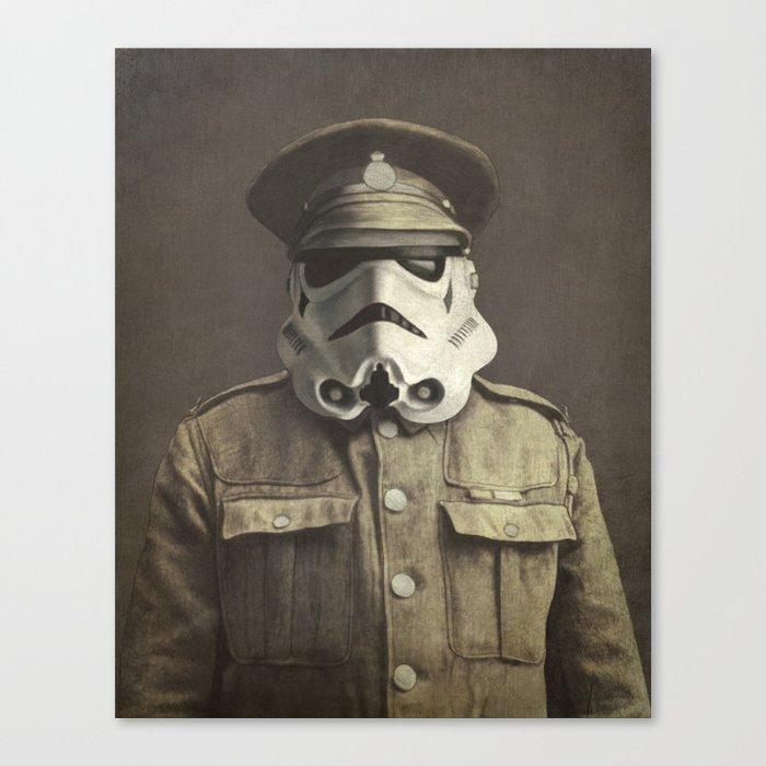 Sgt. Stormley  Canvas Print