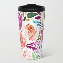 Florals II Travel Mug