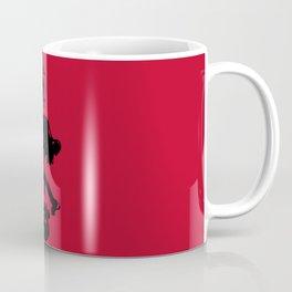 Tree of Life (Red) Coffee Mug