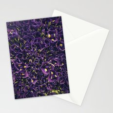 Flower Market 2 - Purple Iris Stationery Cards