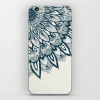 mandala iPhone & iPod Skins featuring Mandala by rskinner1122