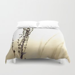 Golden Oats Duvet Cover