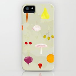 Fruit Medley iPhone Case