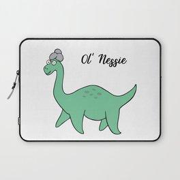 Ol' Nessie Laptop Sleeve