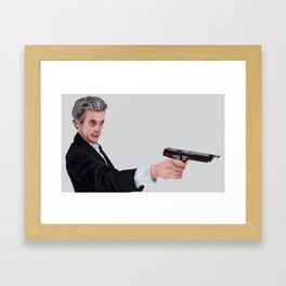 Lord President Framed Art Print