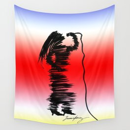 Cantante de Jazz Wall Tapestry