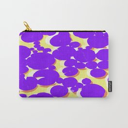 Lotus Pond Ultra Violet Lemonade Carry-All Pouch
