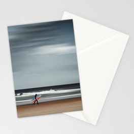 Last Surf of Summer Stationery Cards