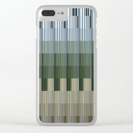 Kaleidoscope | Ando Clear iPhone Case