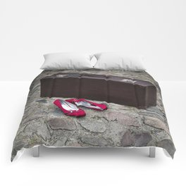 Leaving Comforters