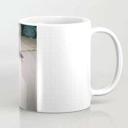 Russian Grey Cross Tabby Cat  Coffee Mug